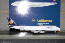Gemini Jets 1:400 Lufthansa Boeing 747-400 D-ABVR (GJDLH1212) Model Plane