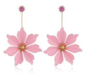 Beautiful Pink Petals earrings
