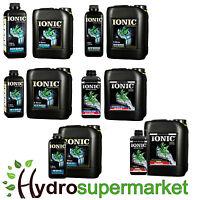 IONIC HYDRO-SOIL HARD/SOFT WATER 1L-5L PLANT FOOD/NUTRIENT