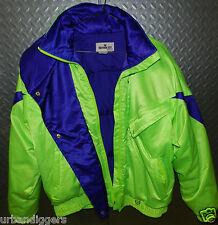 8861/ Womens OBERMEYER SKI JACKET / COAT ~ Ladies size 12 ~ down filled