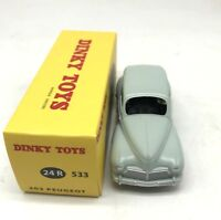 DeAgostini DINKY TOYS 1/43 24R 553 PEUGEOT 203 Die-cast Car Model Collection