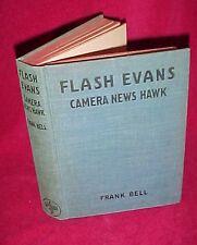 Flash Evans Nancy Drew author Mildred Wirt Benson!! Very RARE! Camera News Hawk