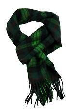 Ross Hunting Modern tartan lambswool scarf