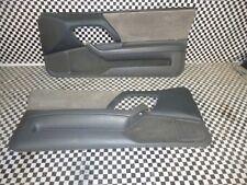 1993,94,95,96,97,98,99,00,01,02 Camaro/Z28/SS Charcoal Gray door panels