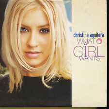 CHRISTINA AGUILERA CD SINGLE EU WHAT A GIRL WANT (2)