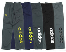 Adidas Youth Big Boys Linear Tricot Athletic Pants, Color Options