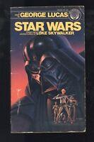 Star Wars George Lucas Ballantine #26061 1976 1st Edition Pre-Movie PBO VG-