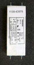 SIEMENS Entstörfilter Netzfilter B84113-C-B110 gebraucht