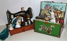 More details for enesco music boxes treasure chest of toys