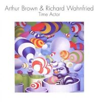 RICHARD & BROWN,ARTH WAHNFRIED - TIME ACTOR (REMASTERED)  CD NEU