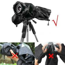 Waterproof Camera Rain Cover Coat Protector Sleeve for Canon Nikon DSLR Camera
