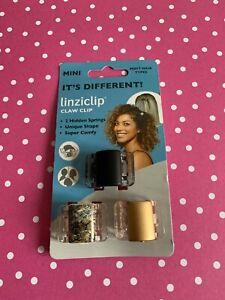 Linziclip Mini Hair Claw Clip