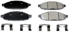 Disc Brake Pad Set-ProSolution Ceramic Brake Pads Front GX997 fits 2004 Pacifica
