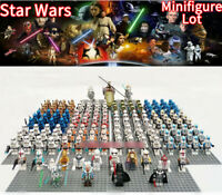 Star Wars Fit Lego Minifiguren Lot Storm Trooper Legion Spielzeuge Sammlungen