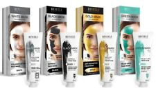 Revuele Gold Face Mask Black,White,Green,Face Collagen,Detox,Face Lifting,Acne