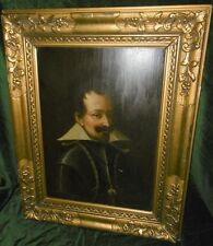 Ölportrait: Kurfürst Maximilian I von Bayern