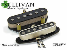 SME Custom Shop Telecaster Pickup Set Hand Wound American Freedom Series - TFL55