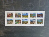 2014 GUERNSEY LOVE THE BAILIWICK SET OF 10 PEEL & GO MINT STAMP MNH