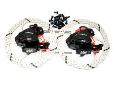 TRP HY/RD Post Mount Cable-Actuated Hydraulic Disc Brake set W/ 160mm Rotor