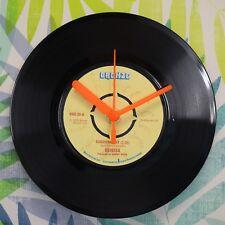 "Osibisa 'Sunshine Day' Retro Chic 7"" Vinyl Record Wall Clock"