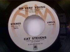 "CAT STEVENS ""OH VERY YOUNG / 100 I DREAM"" 45"