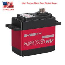 High Torque 25KG Standard Digital Servo Aluminum Metal Gear IFLYRC US SELLER