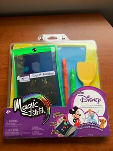 Disney Boogie Board Magic Sketch - Disney Favorites Multi Character Edition NEW