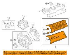 JAGUAR OEM 17-18 F-Type 5.0L-V8 Valve Timing Covers-Valve Cover Left AJ814029