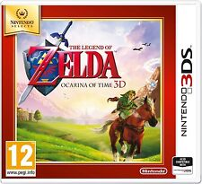 The Legend of Zelda: Ocarina of Time Selects (Nintendo 3DS) [New Game]