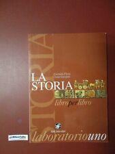 L 9.017 LIBRO LA STORIA LIBRO PER LIBRO DI C FLORES E A GAROFALO 2001