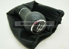 5 Speed Gear Shift Knob Boot For VW POLO ClASSIC 6N 6N2