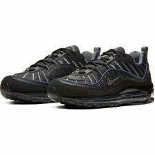 Scarpe Uomo Sneakers Nike Air Max 98 (Nero/Grigio)