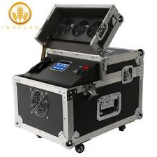 IMRELAX 1000W Professional Haze Machine Dual Hazer Machine with Flight Case