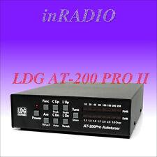 LDG AT-200 PRO II Automatik Antennentuner 1.8-54MHz 250W AT200 Antenna Tuner ATU