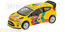 Ford Fiesta Rs WRC Wales Course Gb 2011 #15 Solberg Minor 1:18 Minichamps