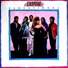 LP - Starpoint - Sensational (Boogie Funk) NUEVO - NEW, STOCK STORE