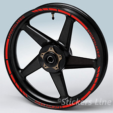 strisce ruote DUCATI SPORT CLASSIC adesivi cerchi