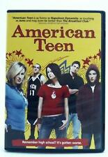 American Teen Documentary on Seniors at a High School & Their Cliques DVD Movie