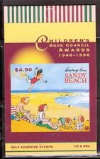 AUSTRALIA, 1996  CHILDRENS BOOK AWARDS, BOOKLET, SG SB 109, , MNH COMPLETE