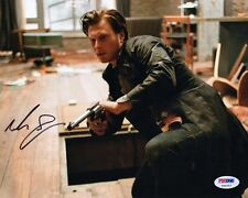 Noah Segan SIGNED 8x10 Photo Brick Looper Deadgirl PSA/DNA AUTOGRAPHED