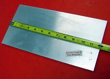 """1/4"""" X 6"""" ALUMINUM 6061 T6511 FLAT BAR 12"""" long PLATE Cut New Mill Stock .25""""x6"""""""