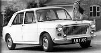 Morris 1100 & 1300, COPPER BRAKE PIPE KIT, NEW