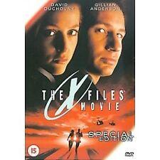 The X Files Movie 1998 DVD Region 2