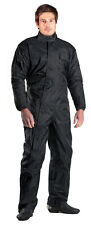 SPADA Motorcycle Waterproof Oversuit Eco Black 274280 XXL