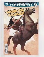 Wonder Woman DC Comics #13 NM- 9.2 Cover B Jenny Frison Cover 2017