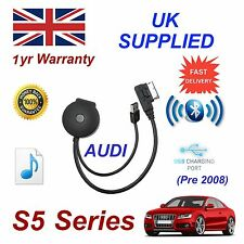 For AUDI S5 Bluetooth USB Music Streaming Module MP3 iPhone HTC Nokia LG Sony 08