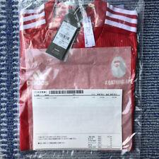 A BATHING APE adidas Kachiiro Collection TEE Red JAPAN BAPE World Cup