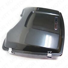 Tour Pak Pack Trunk For Harley Touring Road King Electra Glide '97-'08 Unpainted