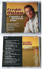 FREDDY QUINN (CD 3) Country & Western Time .. 1997 Ariola CD TOP
