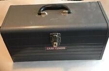 VTG SEARS CRAFTSMAN Mechanic's Tool Box - USA